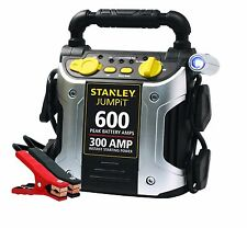 Pack Portable Heavy Duty 12v Booster Jump Starter Jumper Power Battery Charger