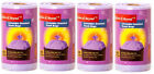 240 Large 6 Gallon Trash Can Bags Lavender Scented Garbage Duty Yard EarthSense