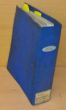 Werkstatthandbuch Ford Escort Orion inkl.Ergänzung  Stand 1984 Ordner