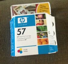 HP 57 (C6657AC) Tri-color Ink Cartridge New Genuine Exp Sealed