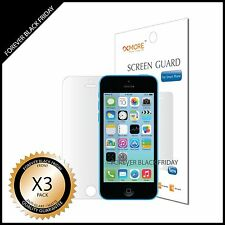 iPhone 5C Screen Protector 3x Anti-Glare Matte Front Cover Guard Shield