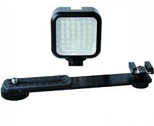 LED Light Set With Rechargeable Battery For Samsung NX Mini EV-NXF1 EC WB2200