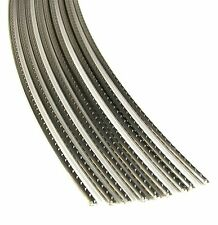 6ft. Premium Jescar WIDE-MEDIUM (47104) Stainless Steel Fret Wire/Frets 10-17-03