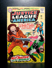 COMICS: Justice League of America #41 (1963), 1st app of the Key - RARE (batman)
