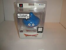 Hori Dragon Quest Blue Slime Playstation 2 Controller NEW IN BOX SEALED