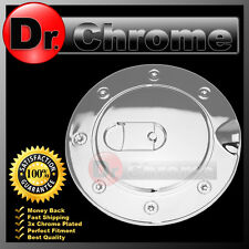 88-98 GMC C1500+C2500+C3500 Triple Chrome Plated Gas Tank Fuel Door Cover