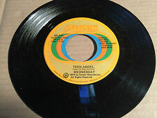 "WEDNESDAY - TEEN ANGEL / TAKING ME HOME - 7""-SINGLE - SUSSEX SR 515 - USA (9)"
