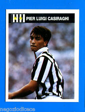[VS] CAMPIONI & CAMPIONATO 90/91-Figurina n. 173 - CASIRAGHI - JUVENTUS -New