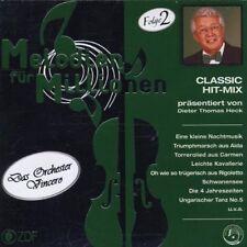 Melodie per milioni Classic HIT-MIX 2 (by Orch. VINCERO, 2000) [CD ALBUM]