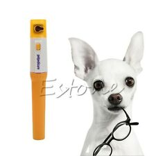 Novel Electric Dog Cat Puppy Pet Nail Pedicure Clipper Grinder Trimmer File Kit