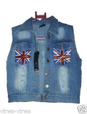 Fasdest Ladies/Women/Girl/Top/Cotti/Blazer/Denim Open Jacket #J11 MRP 999