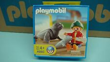 Playmobil 4660 Child with Seals special series NEW mint in Box rare 144