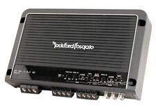 ROCKFORD FOSGATE R600-4D +2YR WARANTY 600W 4 CHANNEL CLASS D CAR AUDIO AMPLIFIER