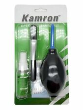 Kamron Optical Cleaning Kit , For All Digital & Film Camera Lenses