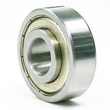 EX6204ZZ Ball Bearing with extended ring on one side 20x47x12/15mm