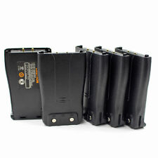 5 X 1500mAh Li-ion Battery for BAOFENG BF-777S 888S 666S H777 Walkie Talkie