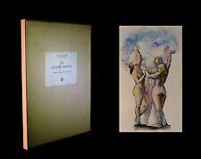 ROMAINS (Jules) / PICART le DOUX (Charles, ill. de) - Les Quatre saisons. 1/103.