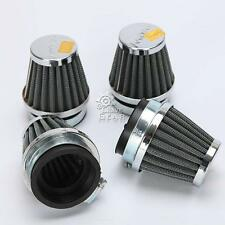 4x 52mm Motorcycle Air Filters For Suzuki GSXR1100 1986-1988/GSXR750 1986-1987