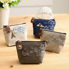 Women Girl Zero wallet Retro Zipper Coin Bag Purse Wallet Card Case Handbag Gift