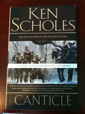 Canticle, by Ken Scholes (2009, Uncorrected Advance Reading Copy, paperback)