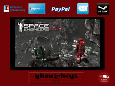 Space Engineers Steam Key Pc Game Download Code Neu Blitzversand