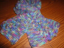 Pattern - Hand Knitted Cable Scarf - great pattern!