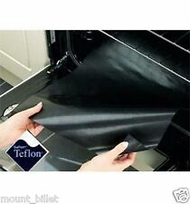 "LARGE Teflon Oven or Pan Liner Baking Mat 17"" x 25"" Christmas New other"