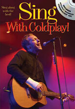 "Sing with ""Coldplay"",,New Book mon0000032430"