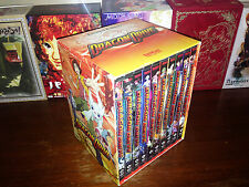 DRAGON DRIVE Complete Collection Limited Edition Box BANDAI Anime OOP Rare DVD