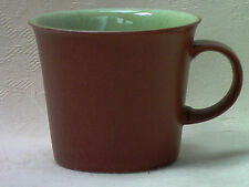 "Denby Juice Espresso Cup Mug 2.25"" Tall Excellent Condition"