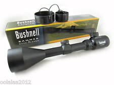 Bushnell Telescope 3-9X40E ZOOM Tactical Scope Red/Green Light