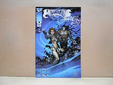 WITCHBLADE/DARKNESS SPECIAL #1 12/99 IMAGE/TOP COW 9.0 VF/NM Uncertified