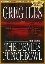 THE DEVIL'S PUNCHBOWL brand new bestselling audio book on CD by GREG ILES