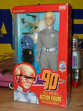 "Joe 90, 12"" Poseable Action Figure, Boxed, Vivid Imaginations, Accessories"