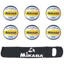 6 PACK: Mikasa Official FIVB Olympic Beach Volleyball VLS300