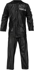 Thor Black MX ATV Off-Road Motocross Dirt Bike Quad XL Gear Mud Rain Suit