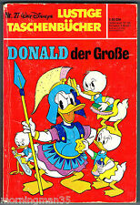 Walt Disney -  LTB Nr. 27 - Donald der Große (1980)