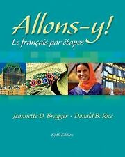 Allons-y! Le Francais par etapes (with Audio CD)