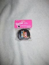 Barbie Classic Hat Box Keychain Tiny Mini Miniature Mattel Inc.  New 1999