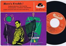 FREDDY QUINN Here's Freddy! German EP 45PS 1950s In English