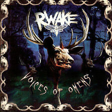 Voices of Omens by Rwake (CD, Feb-2007, Relapse Records (USA))