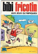 BIBI FRICOTIN n°68 ¤ AUX JEUX OLYMPIQUES ¤ SPE 1974