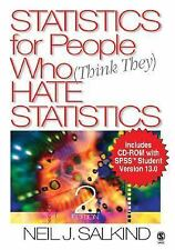 Statistics for People Who (Think They) Hate Statistics with SPSS Student...