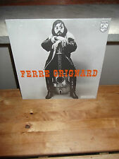 "FERRE GRIGNARD ""SAME"" LP PHILIPS NETHERLANDS RE - SEALED"