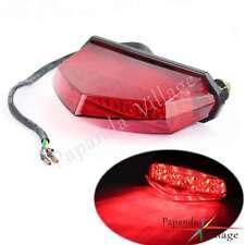 Motorcycle Lucas LED Taillight Tail Light Lamp For Megelli 125s 125r 125m 2012