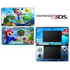 Vinyl Skin Decal Cover for Nintendo 3DS - Super Mario Galaxy Yoshi