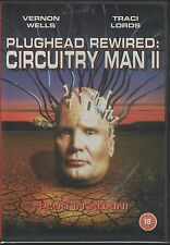Plug head rewired circuitry man 2 DVD