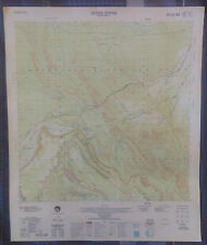 BESSIE SPRING Map...Northern Territory...Defence imagery...1:50 000 Scale...New.