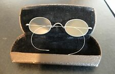 Antique Eye Glasses with Case Civil War Period Dover NJ