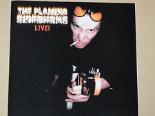 "THE FLAMING SIDEBURNS -Rock-n- Roll Boogaloo- 7"" 45 nm"